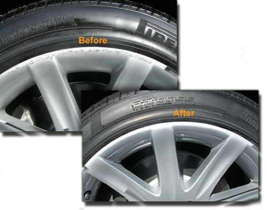 Alloy Wheel Repair in Portsmouth, NH by Interior Magic of New England