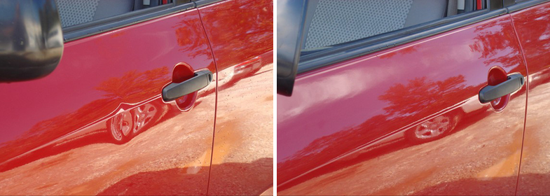 Paintless Dent Repair Services in Portsmouth, NH