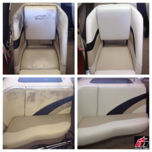 boat seat cushion repair interior magic new england
